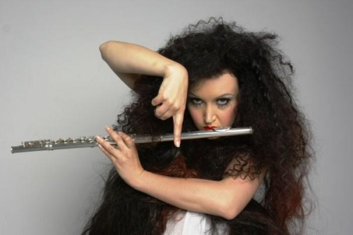 Eurovision 2014: Cântă la flaut și vrea să învingă concursul din acest an