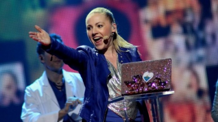 Eurovision 2014: Valentina Monetta va reprezenta Republica San Marino pentru a treia oară
