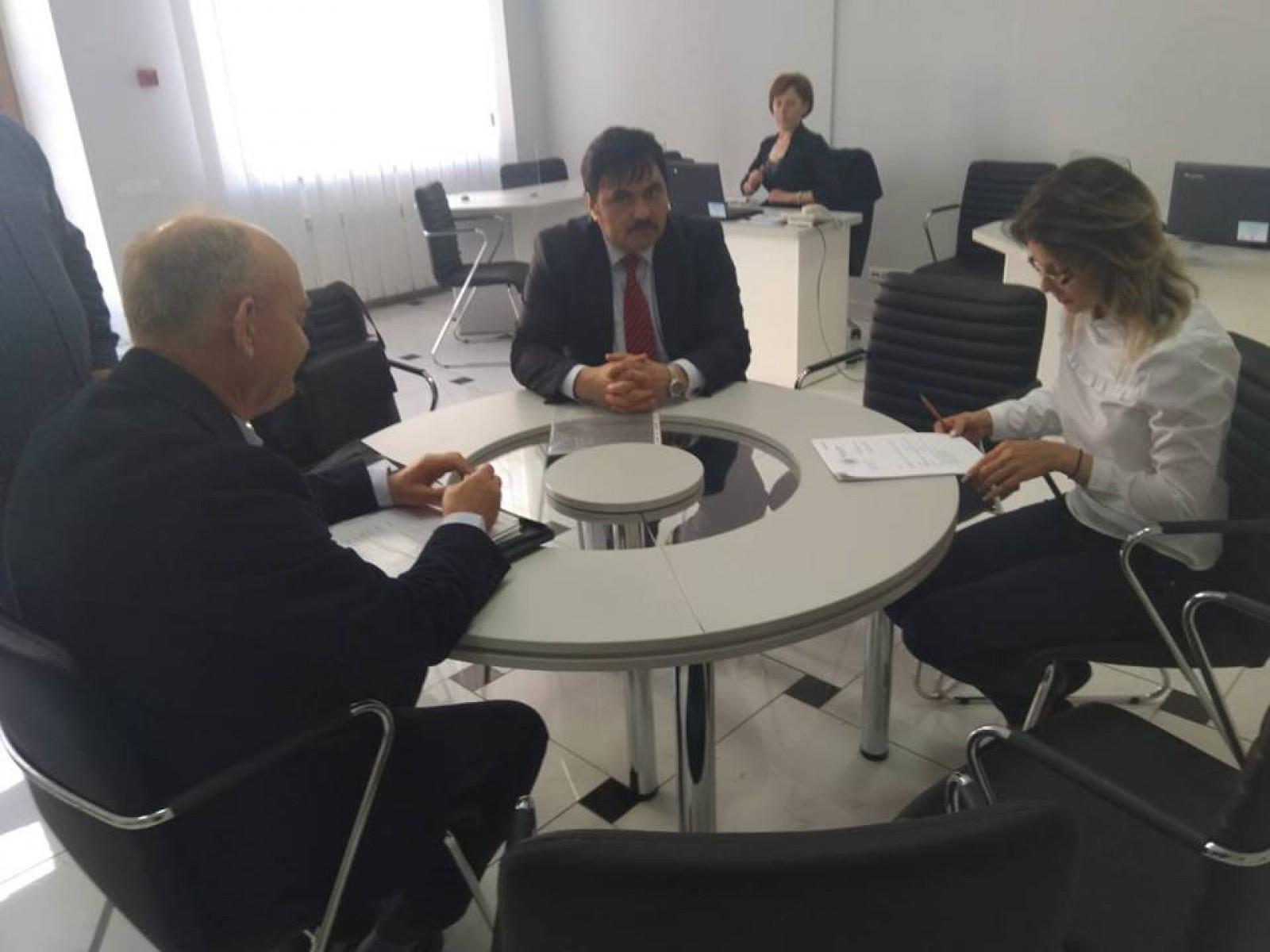 Ex-vicepreşedintele CNI, Victor Strătilă, s-a înregistrat în cursa electorală din partea Partidului Verde Ecologist