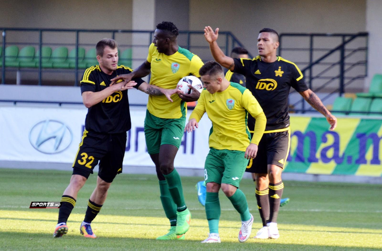 (video) FC Sheriff 3-1 FC Zimbru: Tiraspolenii sunt lideri detașați în clasamentul Diviziei Naționale