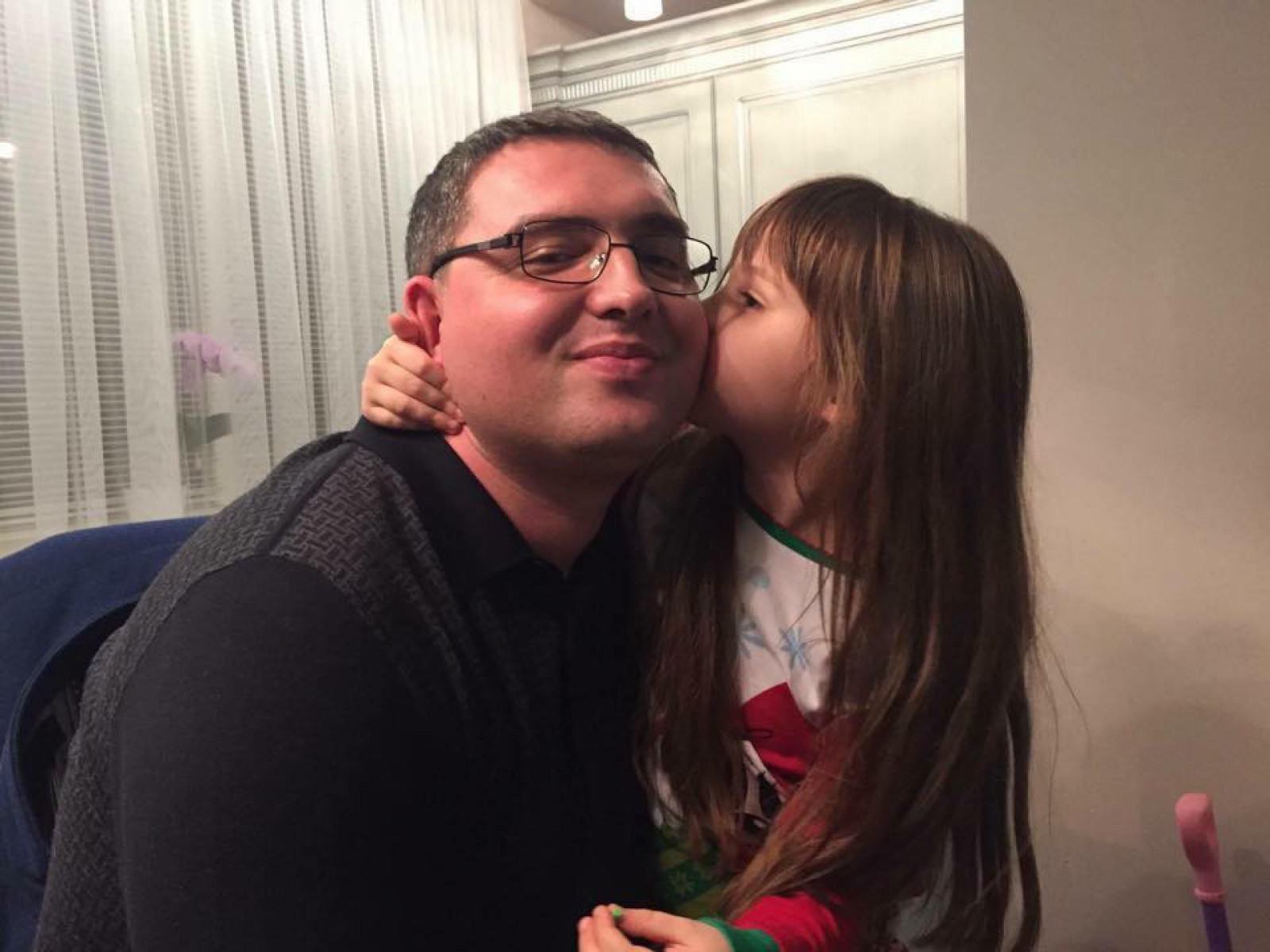 Fiica lui Renato Usatîi este astăzi omagiată: Împlinește vârsta de 8 ani