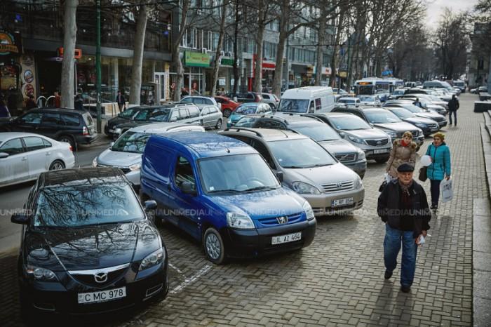 """Firma responsabilă de amenajarea parcărilor cu plată șantajează Primăria Chișinău? Chirtoacă: """"Spun că vor cere și prejudicii de 200 de milioane de euro"""""""