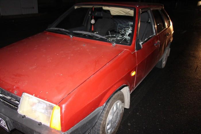 (foto) Și-a găsit moartea pe asfalt: Un pieton, lovit de un automobil la Peresecina