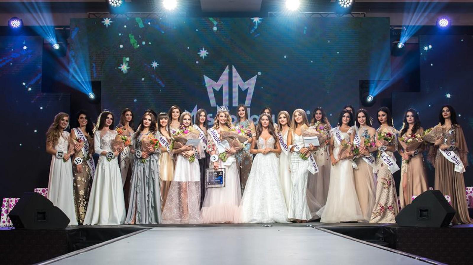 (foto) A fost desemnată Miss Moldova 2018. Cine e Tamara Zaretskaia și cum arată