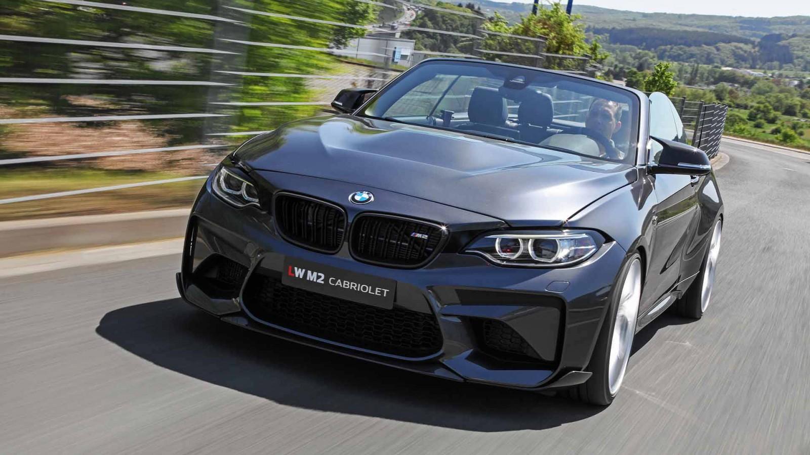 (foto) Acesta este al doilea BMW M2 Convertible care nu e făcut de bavarezi şi poate rula cu 300 de km/h