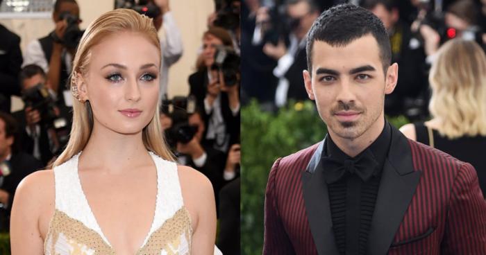 (foto) Actrița Sophie Turner din Game of Thrones s-a logodit cu interpretul american Joe Jonas