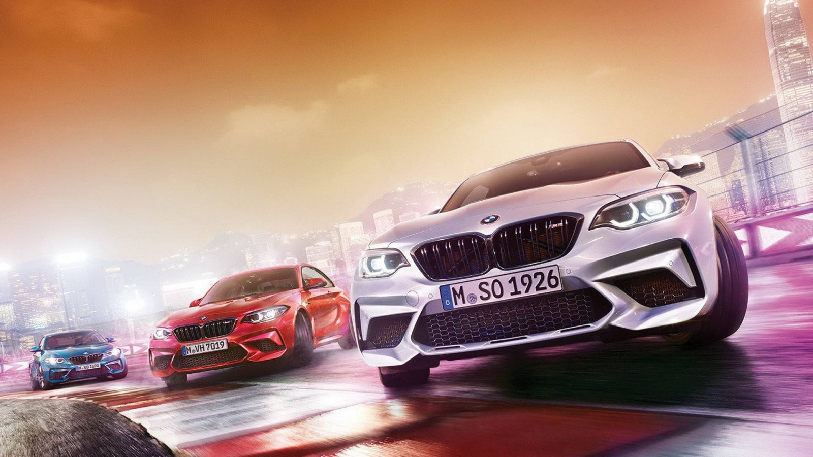 (foto) BMW va prezenta în curând o versiune mai puternică a modelului M2 pe care l-am testat