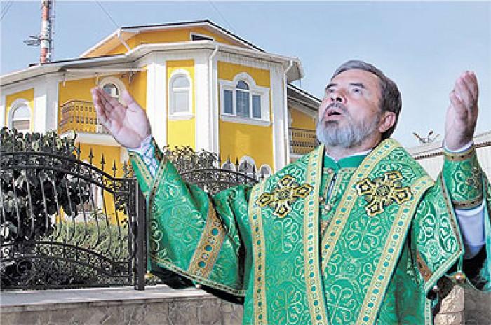 """(foto) Casa de milioane a Episcopului Marchel, cel care a spus despre Maia Sandu că ar fi """"păcătoasă"""""""