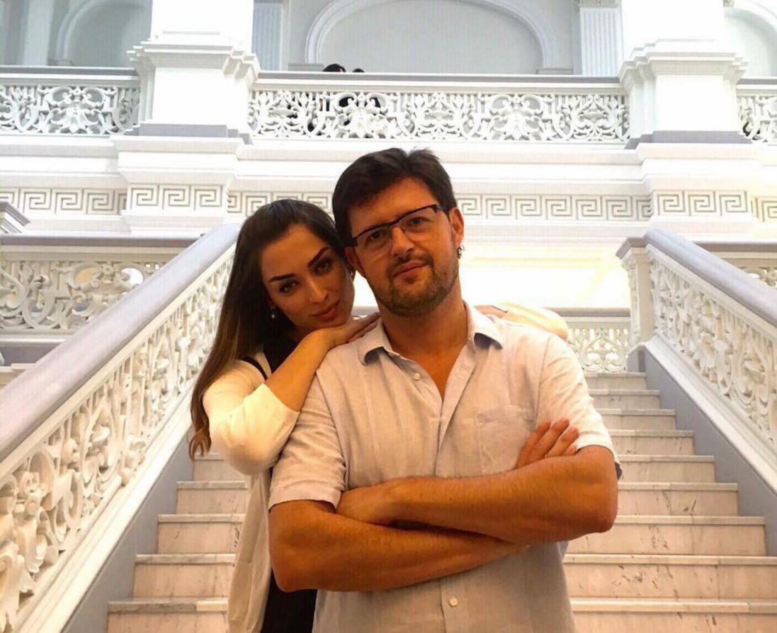 (foto) Cine este aleasa inimii lui Andrei Popov? De astăzi analistul nu mai este burlac