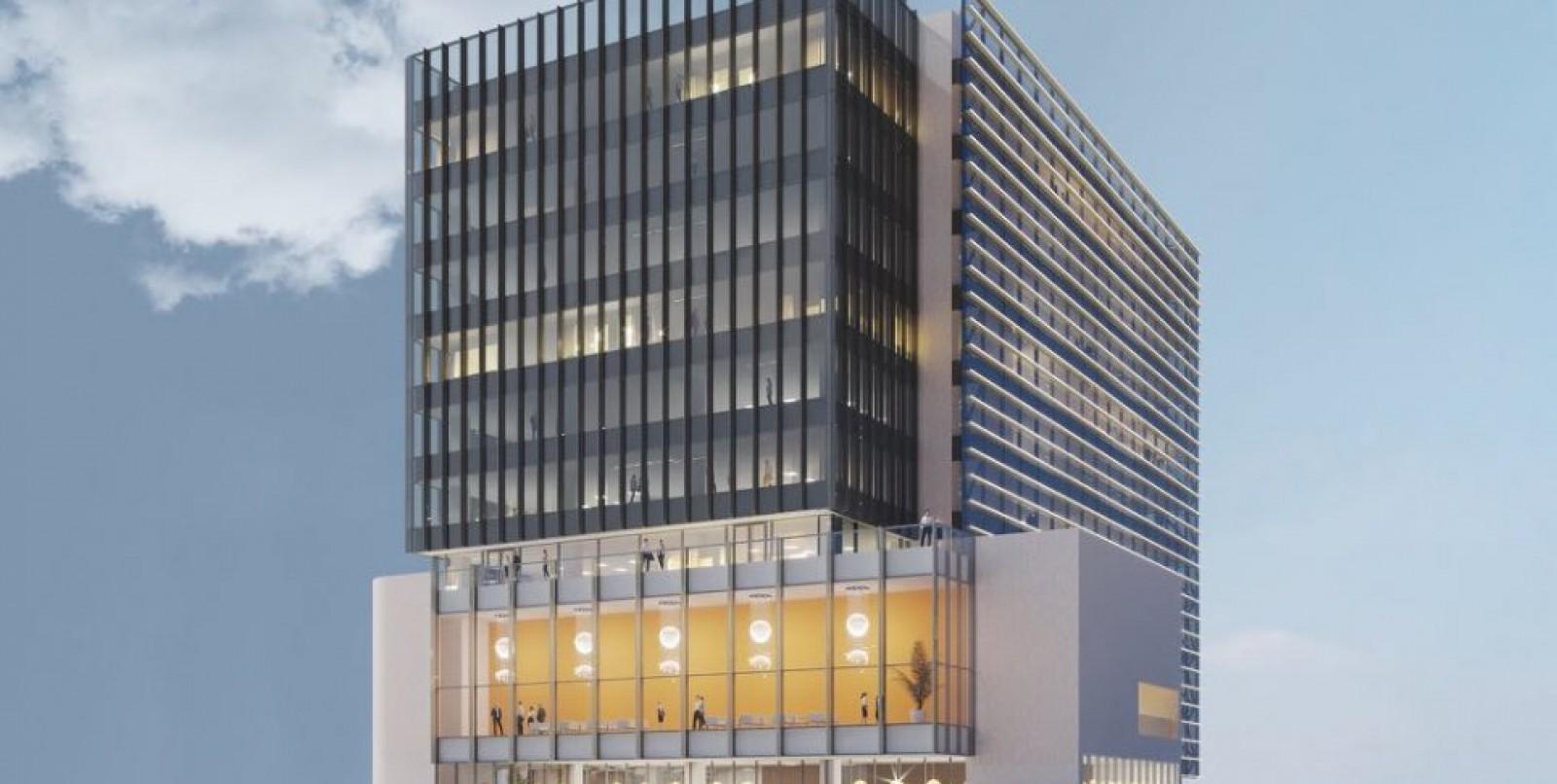 """(foto) Cum ar putea arăta complexul construit în locul cafenelei """"Guguță"""""""