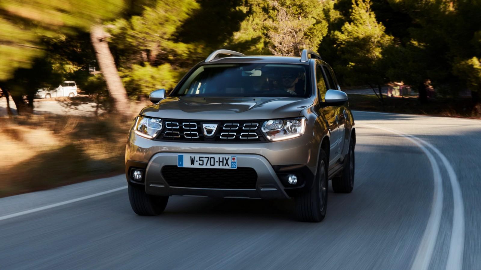 (foto) Dacia anunţă două motoare diesel noi pentru Duster, iar Sandero Stepway a devenit mai accesibil