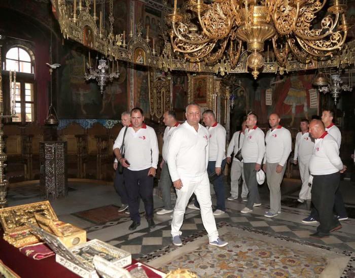 (foto) Gafa președintelui Igor Dodon pe Facebook: Postările nedeslușite au stârnit haz în rândul internauților