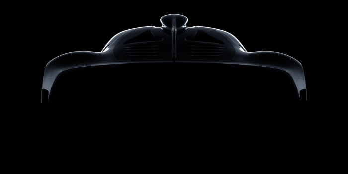 (foto) Mercedes-AMG a dezvăluit oficial numele hipercarului cu 1000 de cai putere