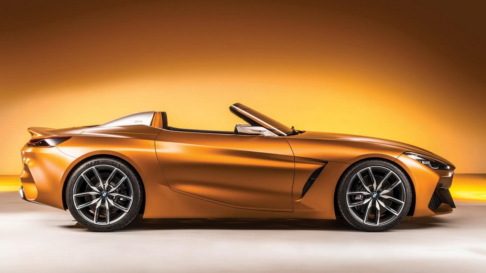 (foto) Noul BMW Z4 M40i a fost deconspirat. Urmează premiera modelului