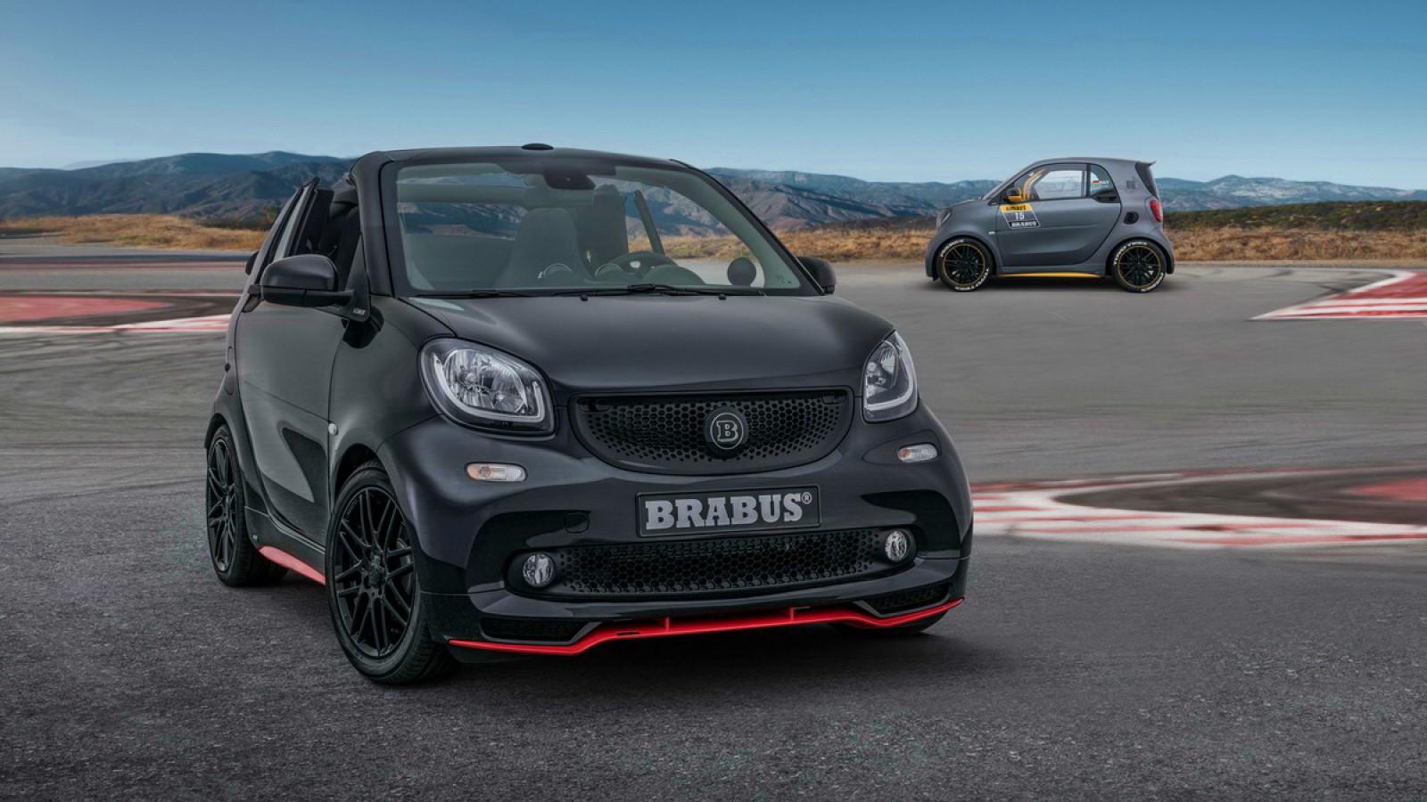 (foto) Noul Brabus 125R costă cât un Mercedes-Benz nou