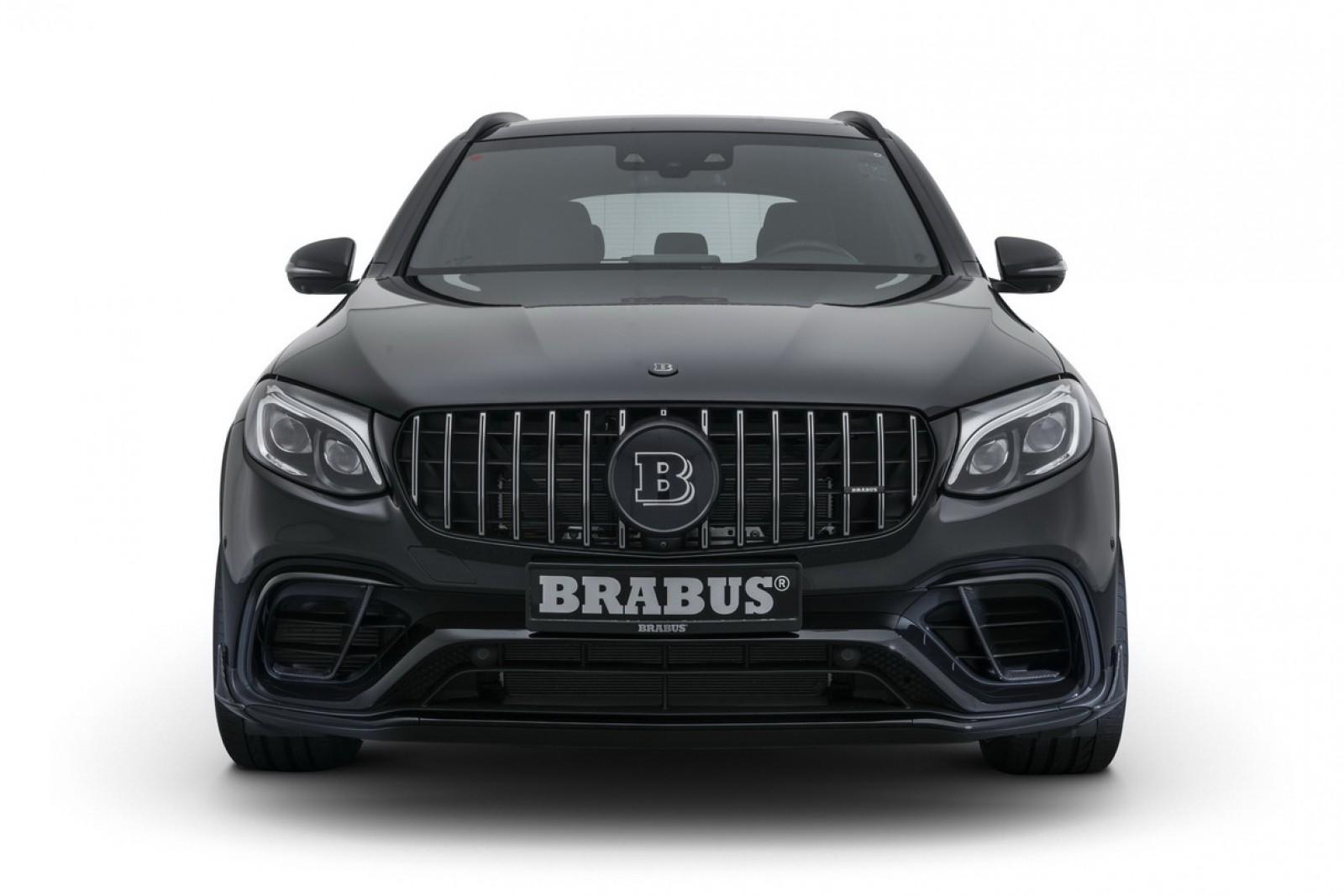 (foto) Noul Brabus 600 Compact SUV este capabil să accelereze de la 0 la 100 de km/h în 3.6 secunde