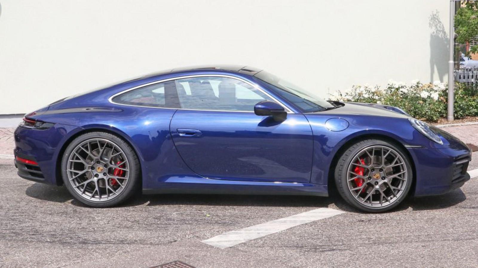 (foto) Noul Porsche 911 se pregăteşte pentru debut. Iată cum va arăta şi tot ce ştim despre model