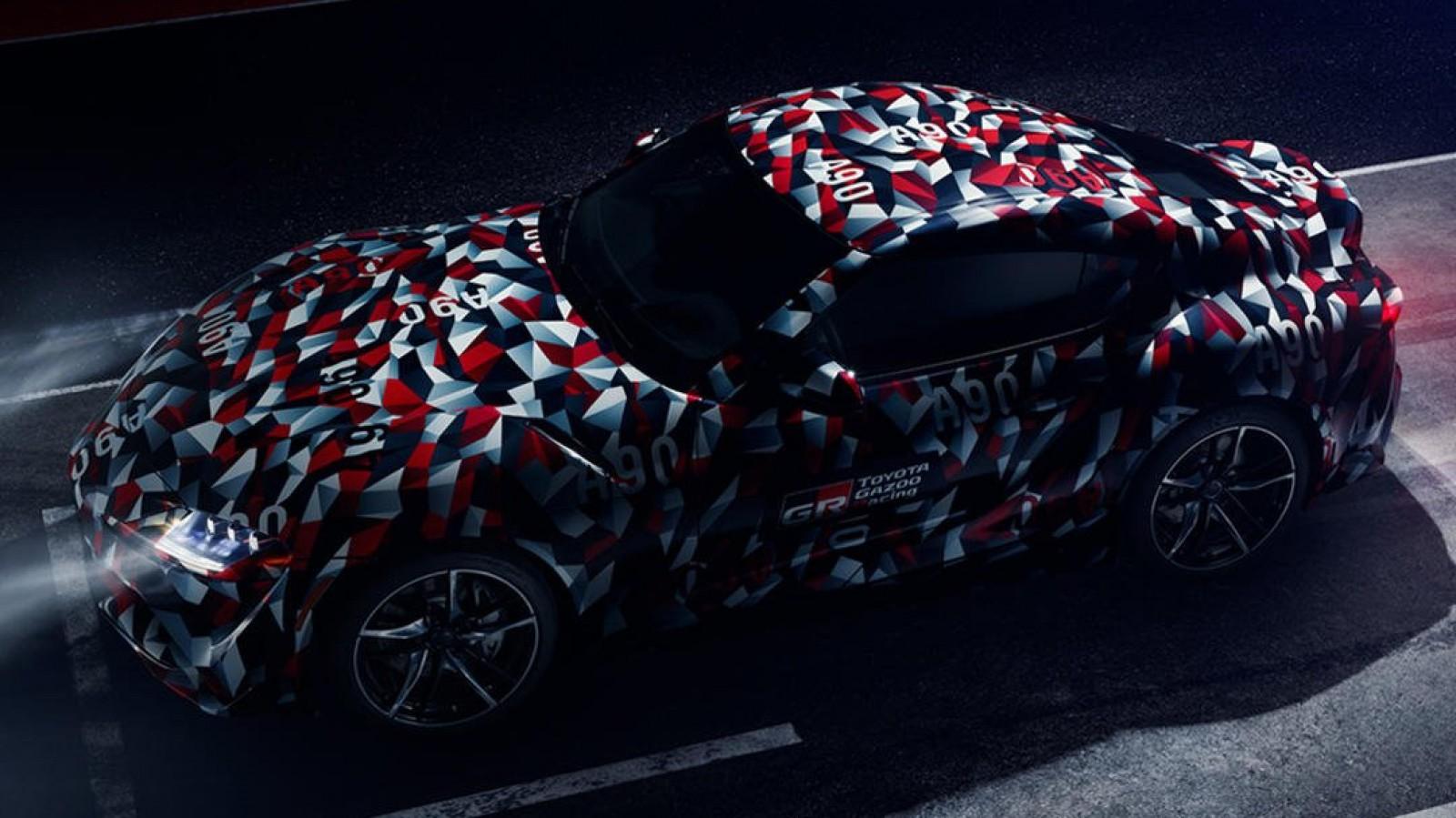 (foto) Prototipul noii Toyota Supra îşi face debutul mondial la Festivalul de Viteză de la Goodwood