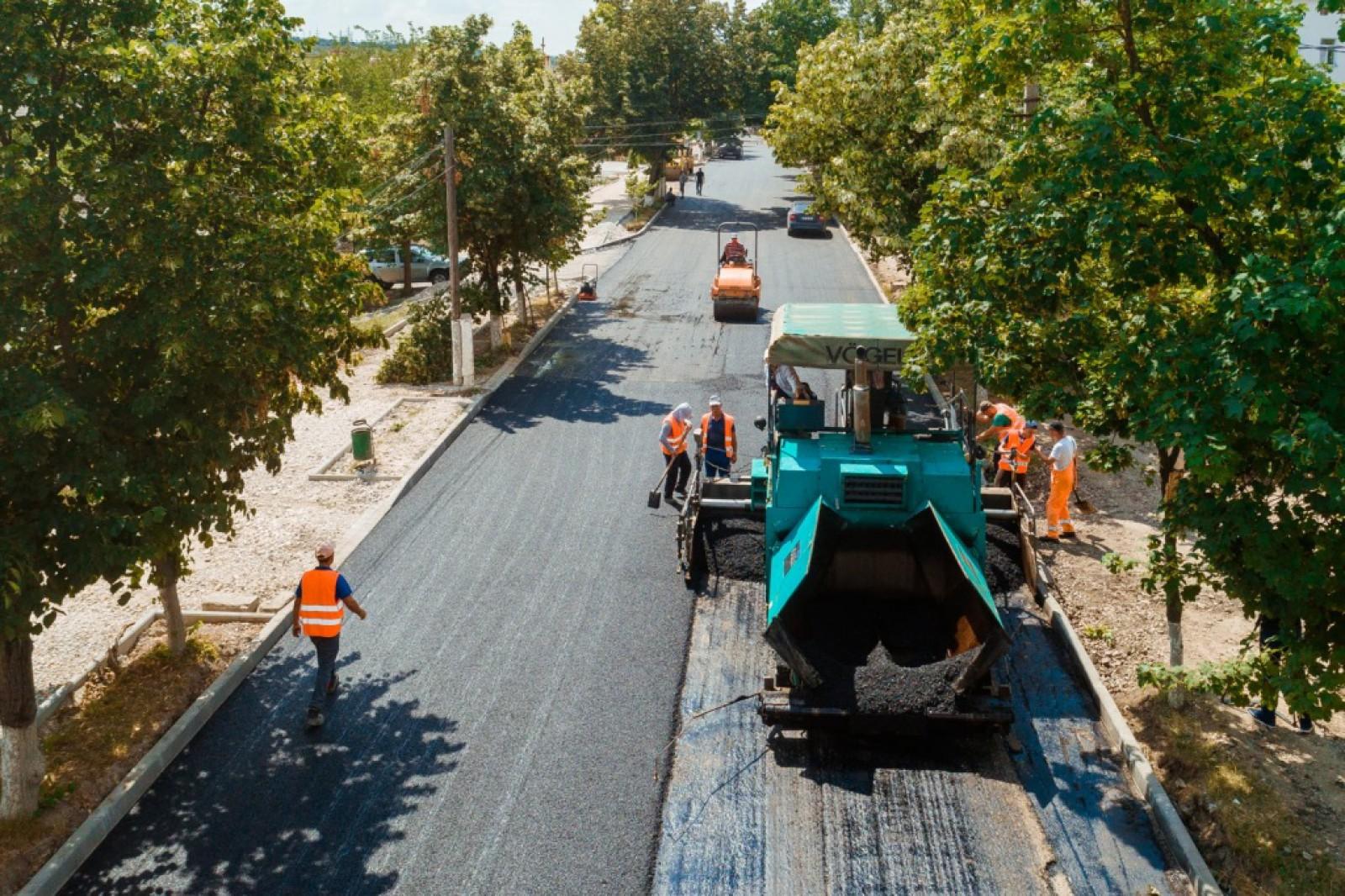 (foto) Revoluția infrastructurală la Orhei continuă