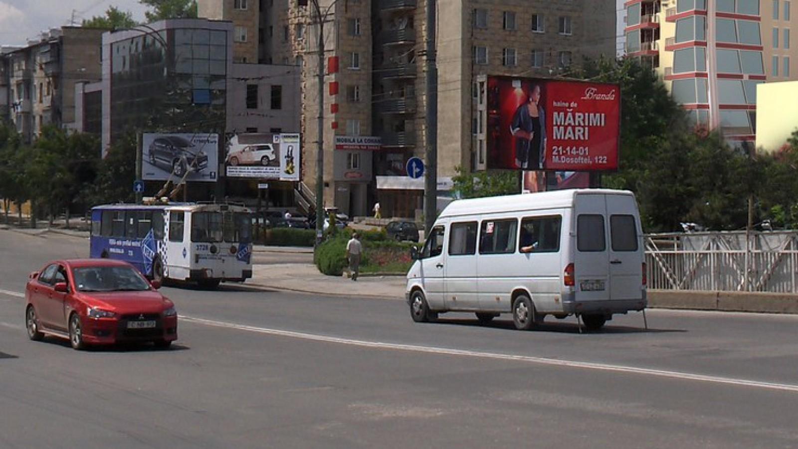 (foto) Un nou indicator, care nici nu există în Regulament, a apărut în Chişinău şi i-a revoltat pe şoferi