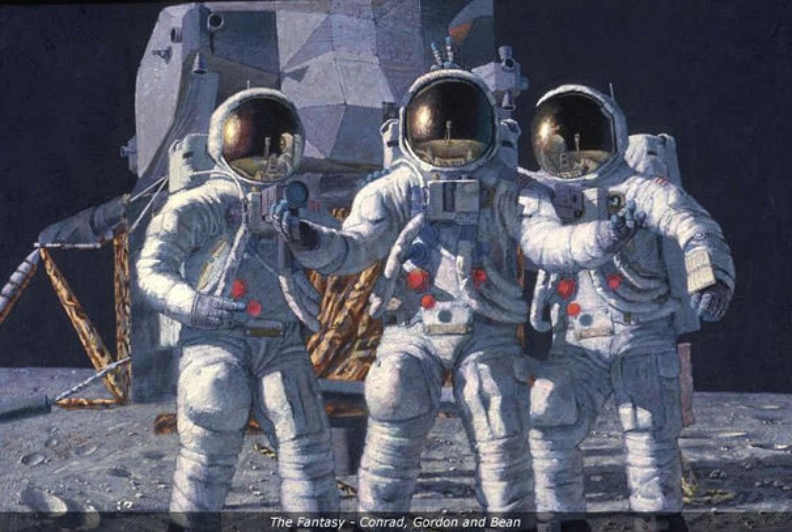 (foto/video) A murit astronautul Alan Bean, cel de-al patrulea om care a păşit pe Lună