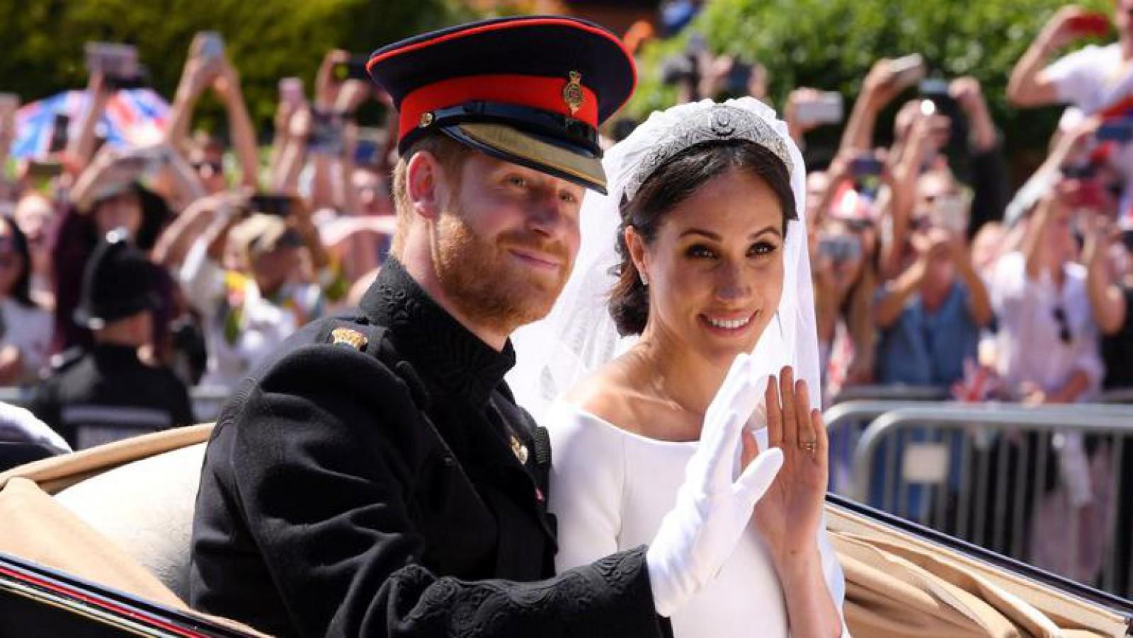 (foto/video) Detaliile care au trecut neobservate la nunta regală
