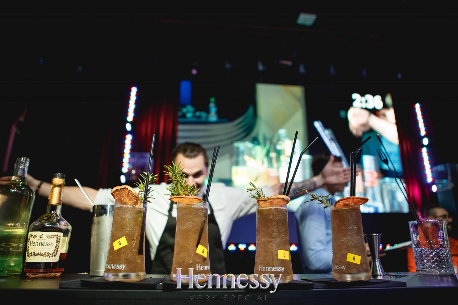 (foto/video) La Chişinău a avut loc competiţia de barmani Hennessy Bartenders Competition 2018