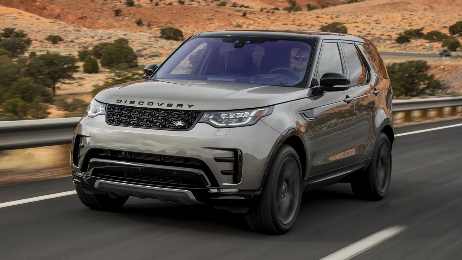 (foto/video) Land Rover a actualizat noul Discovery şi nu va mai fi produs în Marea Britanie