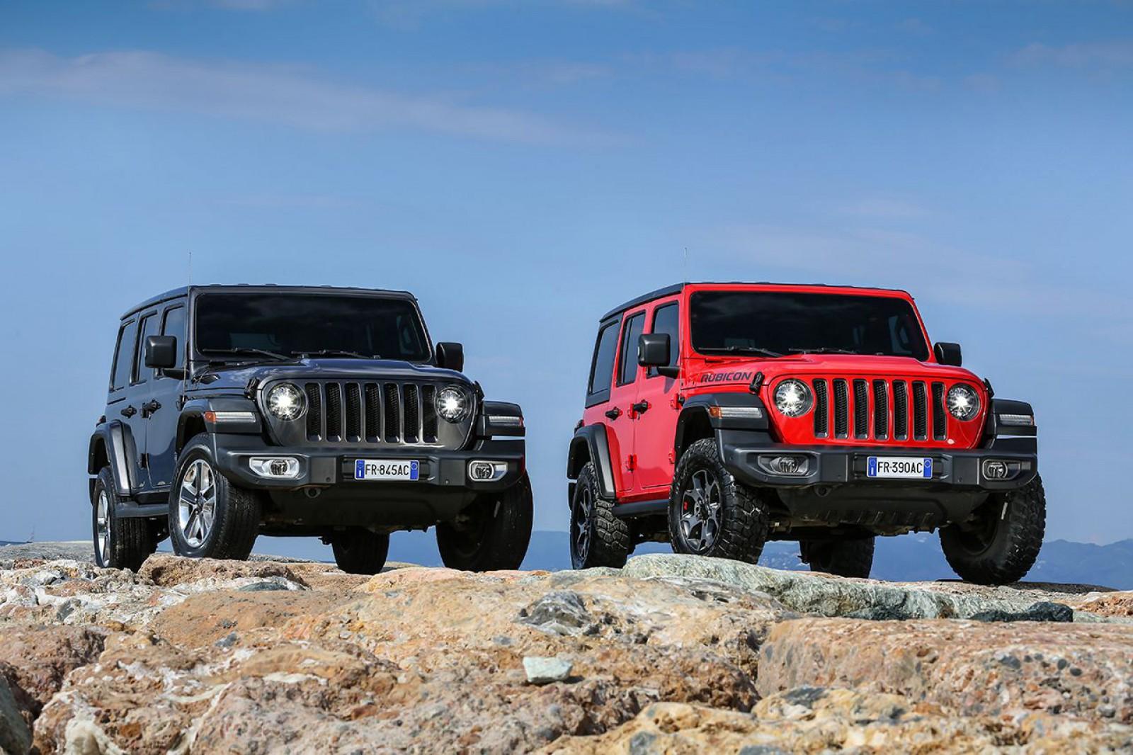 (foto/video) Noul Jeep Wrangler a trecut oceanul şi a primit un nou turbo diesel