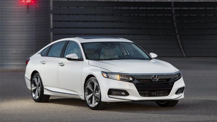 (foto/video) Premieră în SUA: A debutat a 10-a generaţie Honda Accord