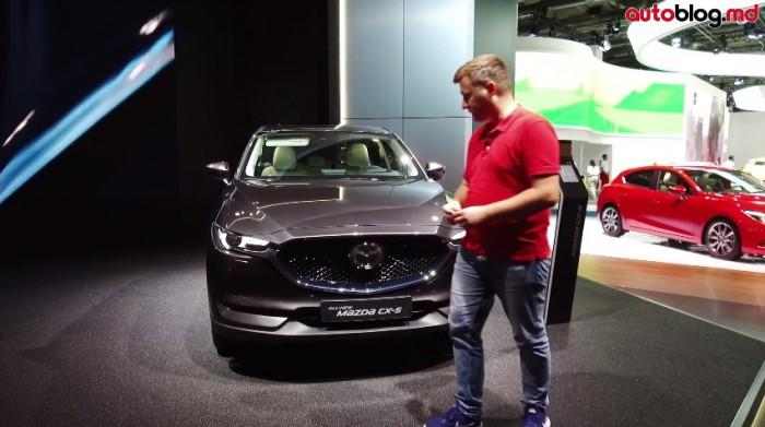 Frankfurt 2017: Standul Mazda – Reportaj Video AutoBlog.MD