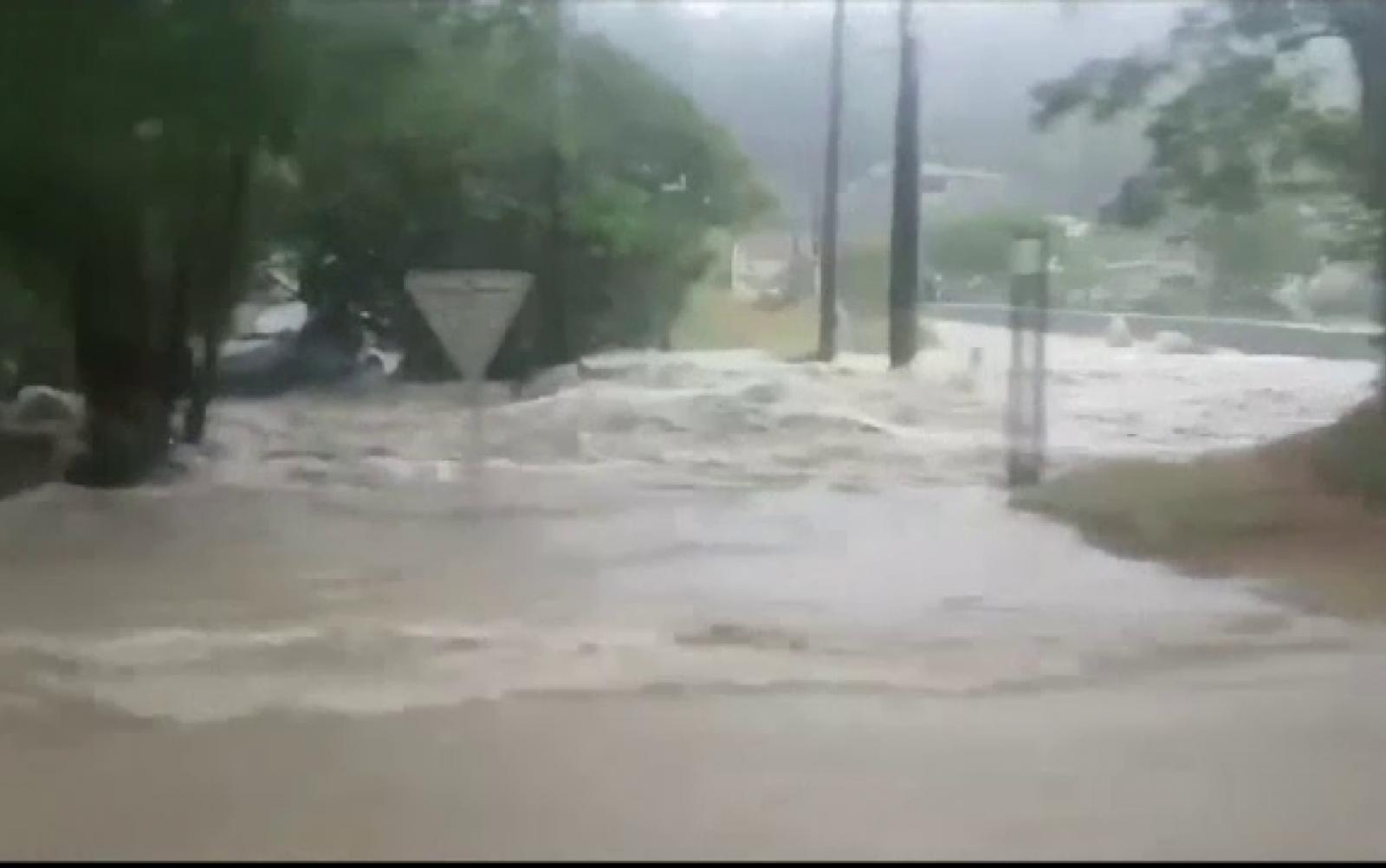Germania și Franța, măturate de ploi şi rafale de vânt de forţa unor uragane