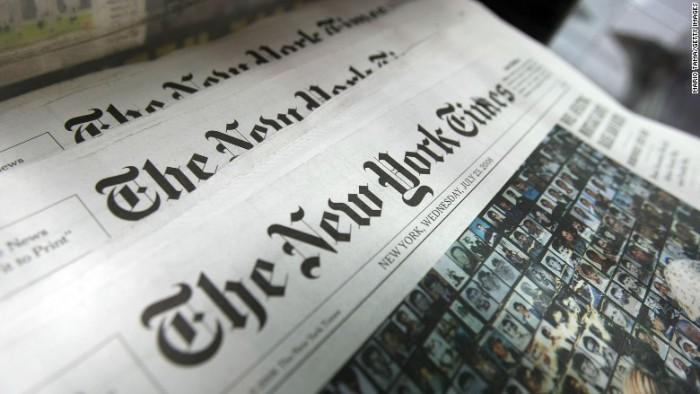 Glenn Thrush, jurnalistul vedetă la New York Times, suspendat pentru hărțuire sexuală
