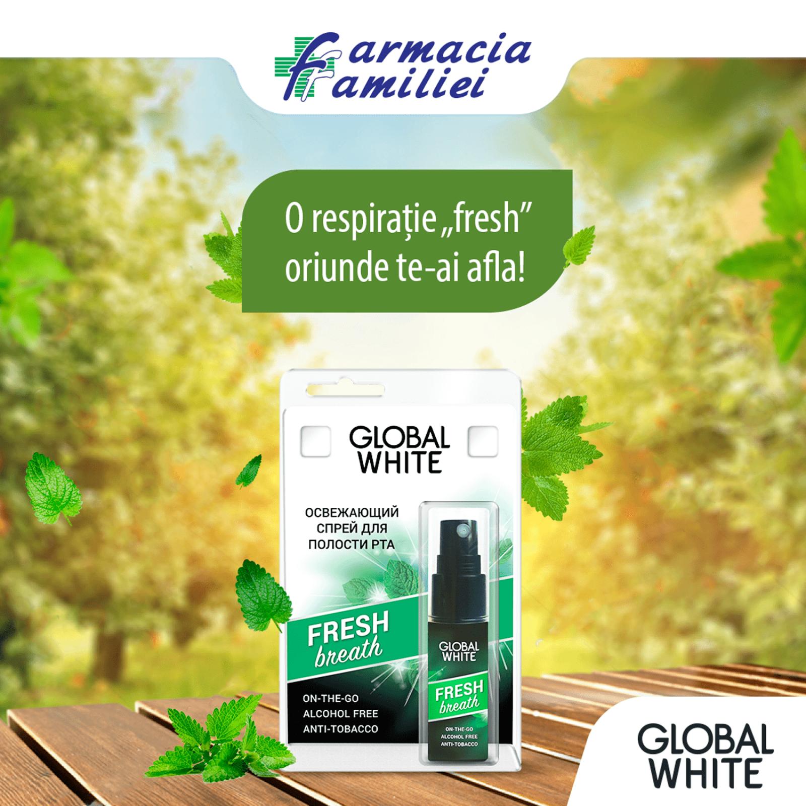 Global White – accesoriul care îți dă siguranța!