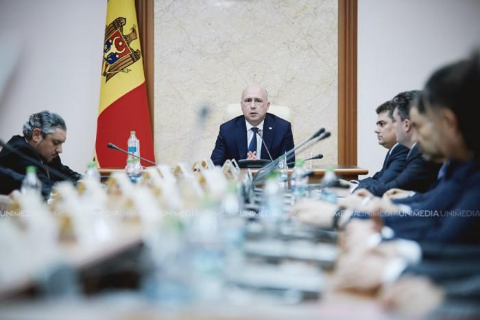Guvernul a aprobat proiectele privind Acordul de asistență macrofinanciară din partea UE: Acestea urmează a fi prezentate Președintelui și Parlamentului