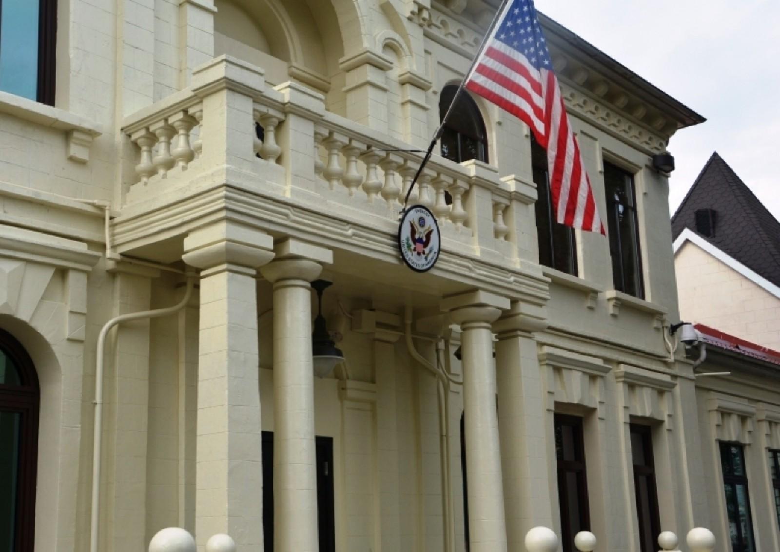 Guvernul a aprobat semnarea Acordului privind transmiterea terenului unde va fi construit noul sediu al Ambasadei SUA