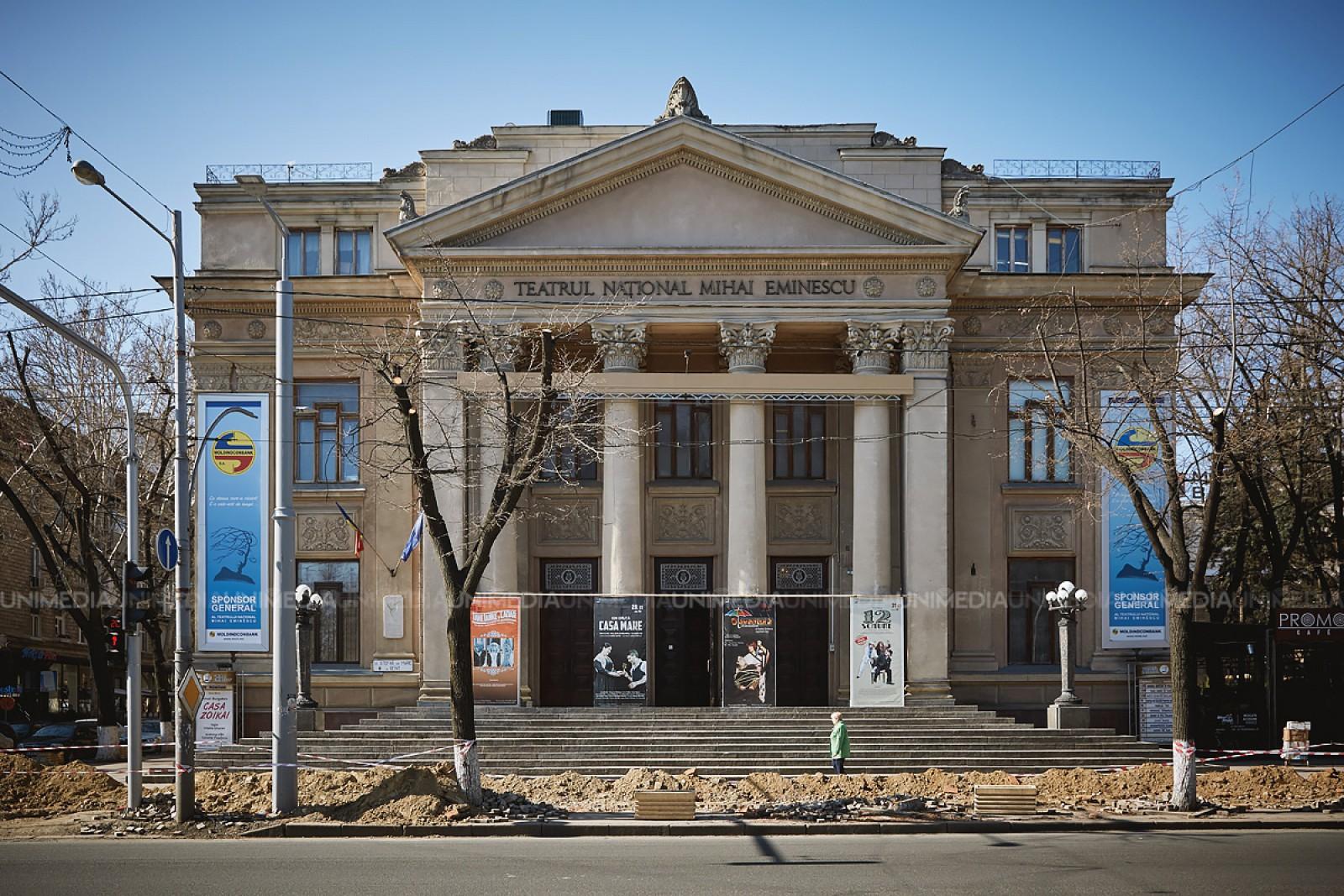"""Hai la teatru! Teatrul Național """"Mihai Eminescu"""" invită la spectacol"""