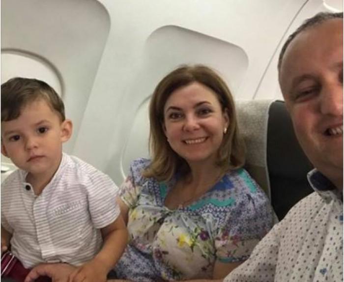Igor Dodon și-a dus familia în Antalya, la mare: Deocamdată, nu am timp de odihnă
