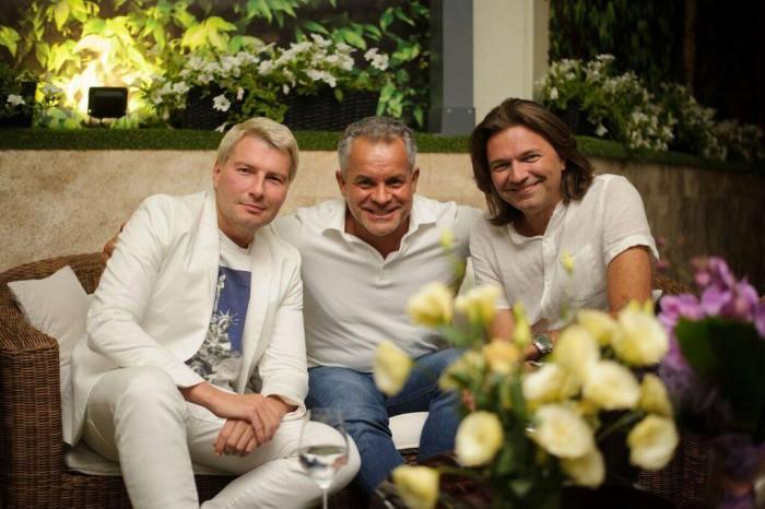 "Imaginea zilei: Vlad Plahotniuc, în compania ""oaspeților dragi"" Nicolai Bascov și Dmitrii Malicov"