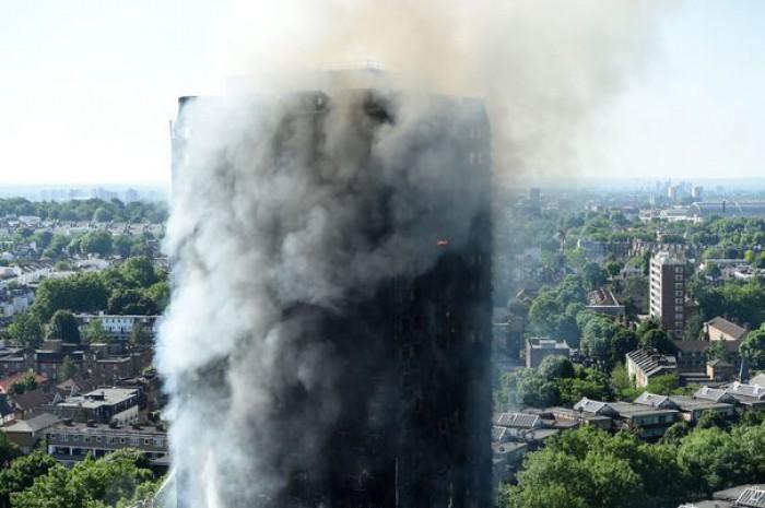 Incendiul de la Grenfell Tower din Londra ar fi izbucnit de la un frigider defect