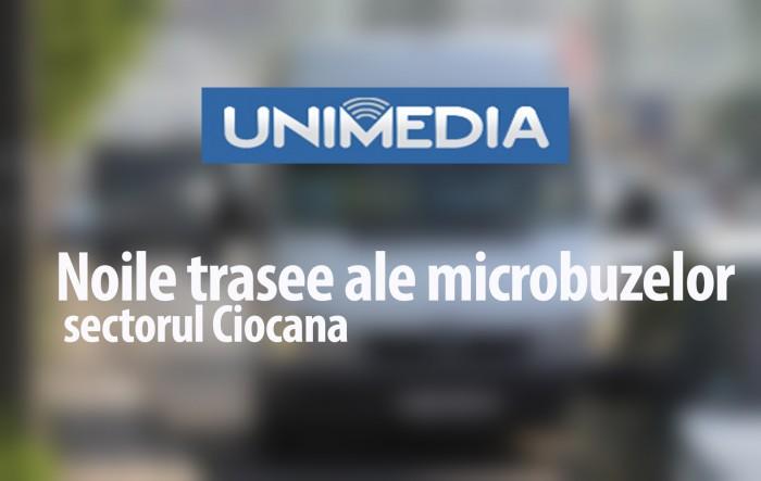 INFOGRAFIC: Cum vor circula microbuzele care vor ajunge la Ciocana