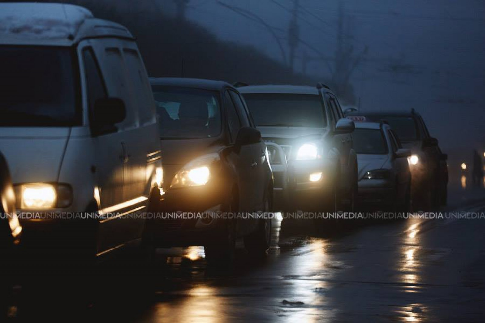 InfoTrafic: Cum se circulă în Chișinău și care sunt cele 10 trasee pe care sunt echipaje de poliție cu radare