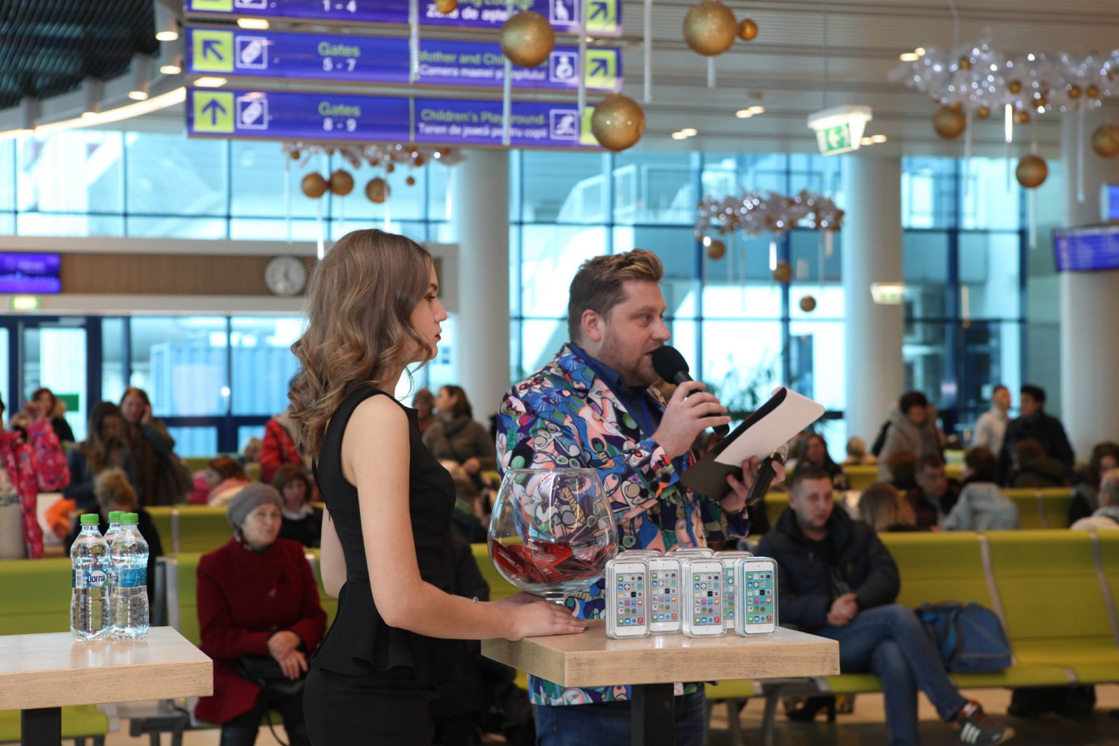 Inițiativă fără precedent! Avia Invest oferă acces gratuit pasagerilor Aeroportului Internațional Chişinău la literatura internațională