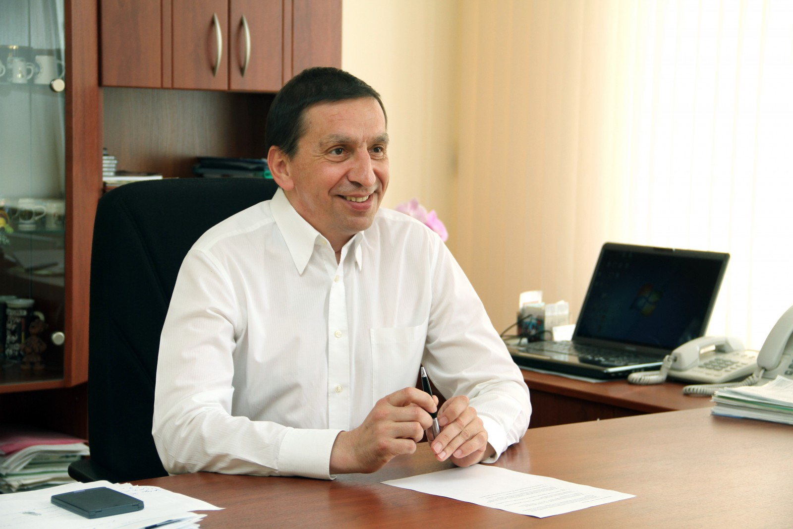 Interviu cu președintele FinComBank, Victor Hvorostovschii: Dacă stai pe loc, alții merg înainte, iar tu rămâi în urmă