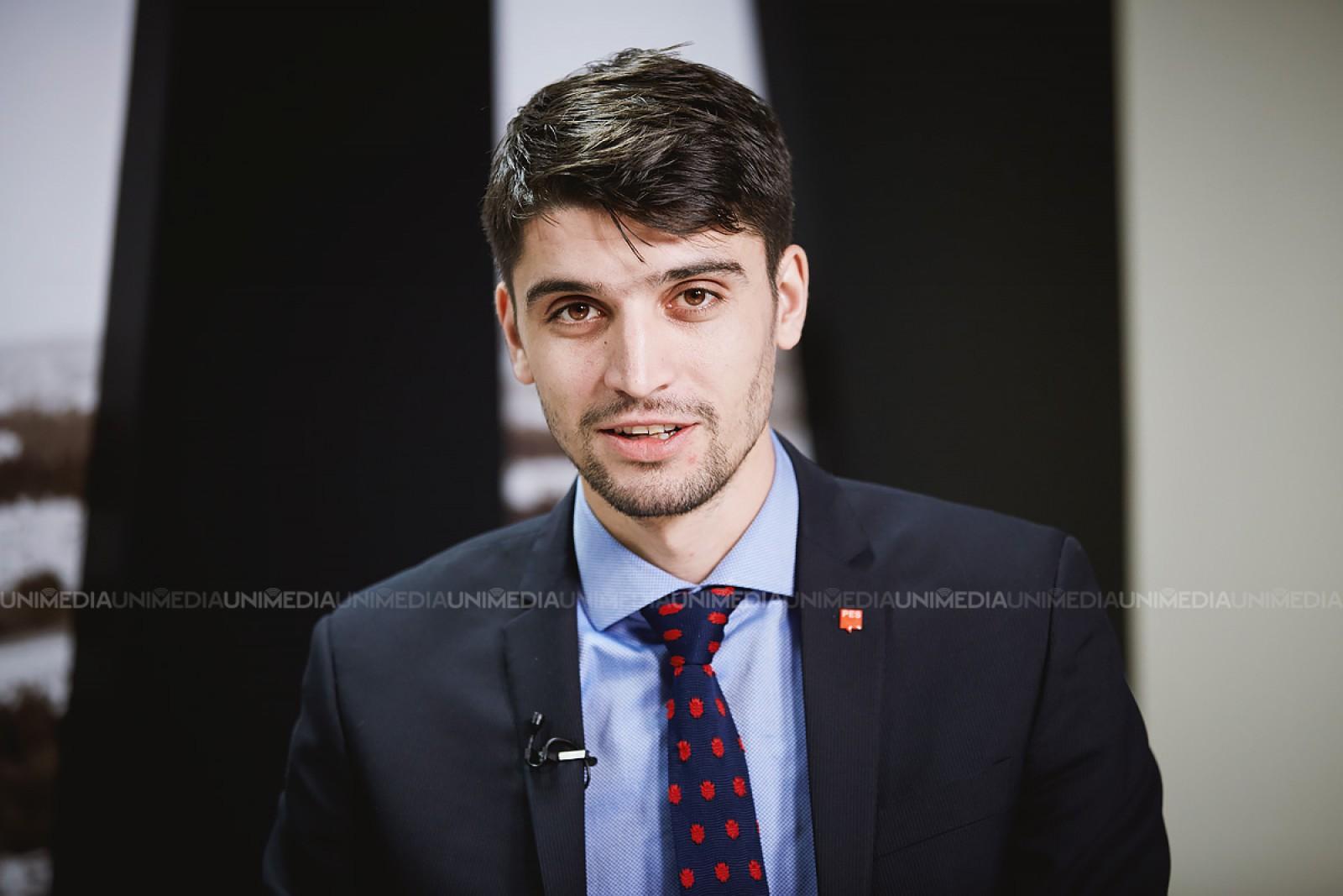 Interviu cu basarabeanul Veaceslav Șaramet, secretar de stat la Ministerul pentru Românii de Pretutindeni: În anul Centenarului am reușit să alocăm 3,4 milioane de Euro