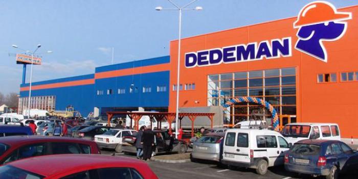 Investițiile Dedeman, sub semnul întrebării. Ilian Cașu: Proiectul a fost exclus de pe ordinea de zi a ședinței CMC