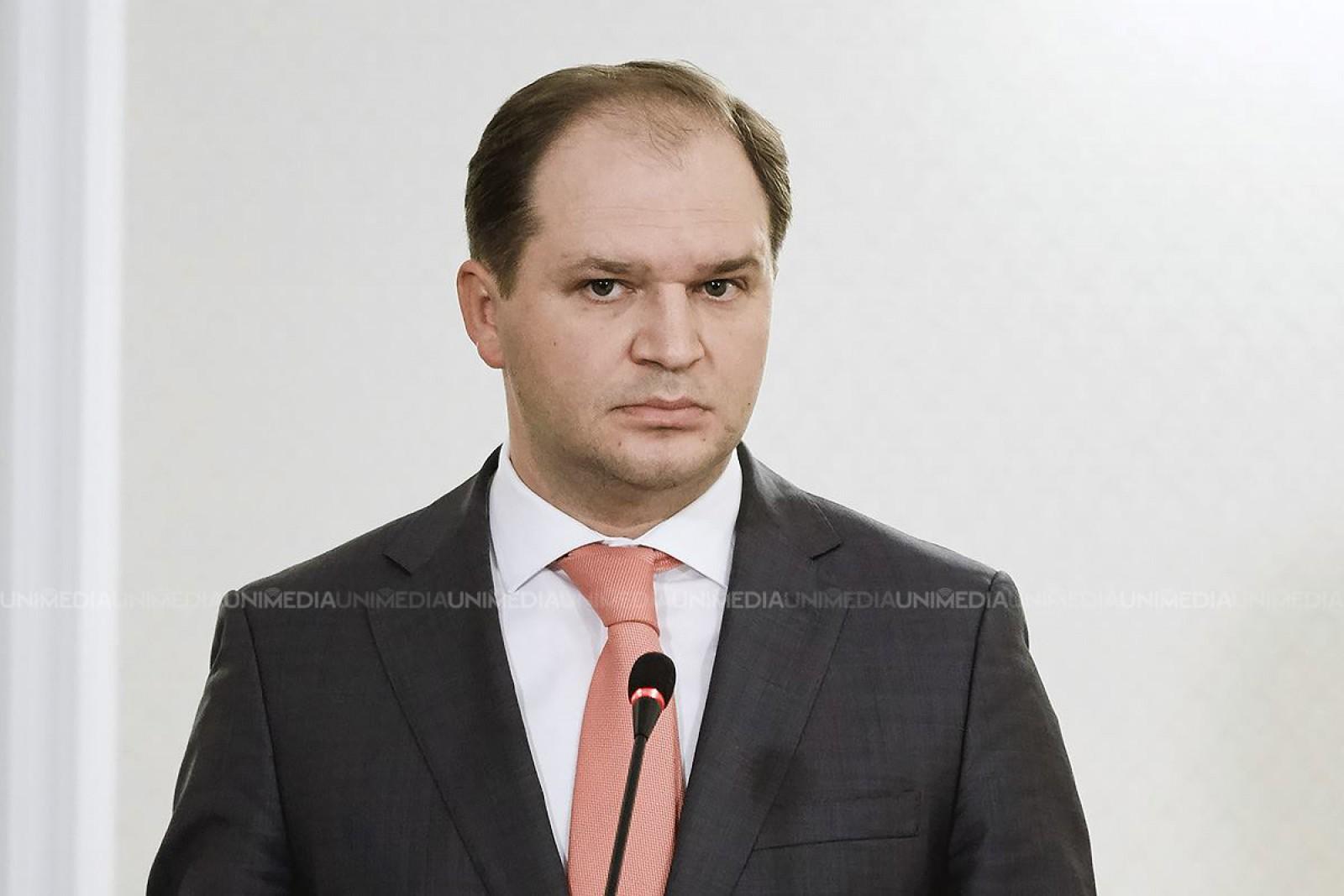 """Postarea lui Igor Dodon nu a fost coordonată cu acesta. Ion Ceban: """"S-a strecurat o greșeală regretabilă"""""""