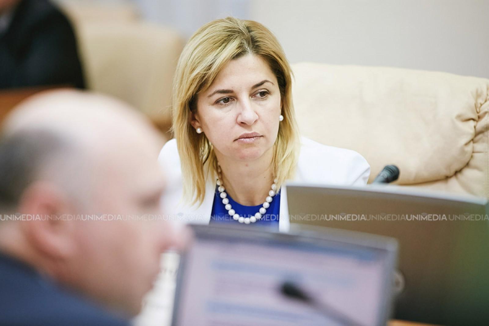 Irina Vlah, despre conflictul legat de televizunea publică din Găgăuzia: Condamn metodele de intimidare din partea unor deputați