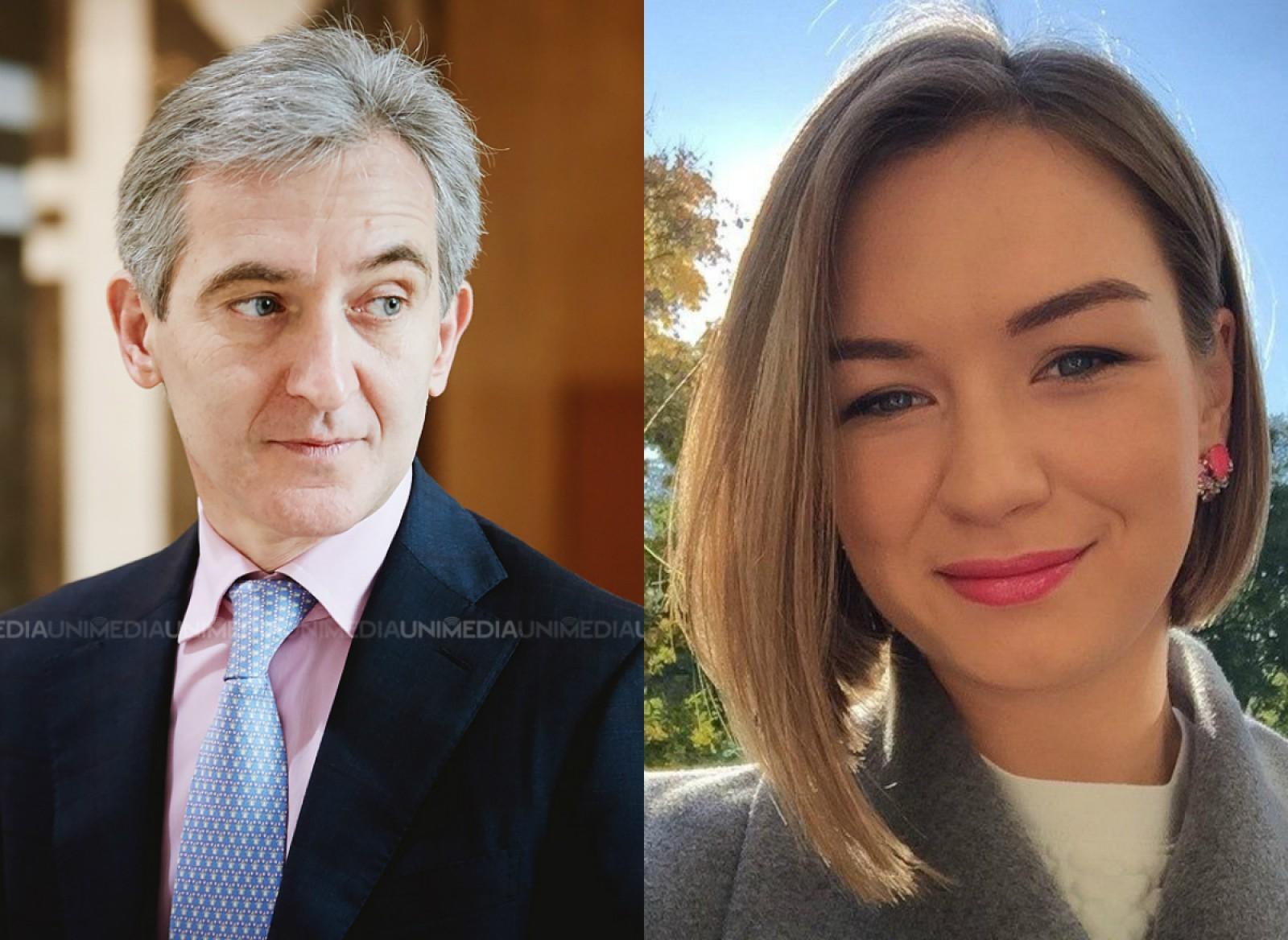 Iurie Leancă explică de ce a angajat-o pe iubita fiului său: Consilierii sunt angajați în temeiul strict al încrederii personale a demnitarului