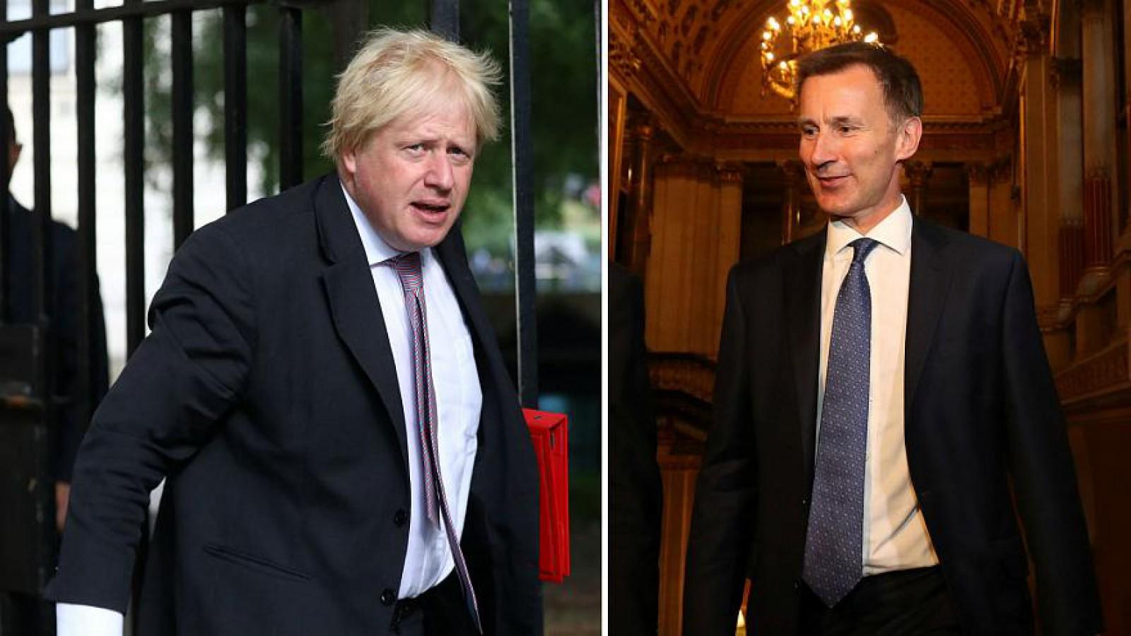 Jeremy Hunt a fost numit noul ministru de Externe al Marii Britanii, în locul lui Boris Johnson